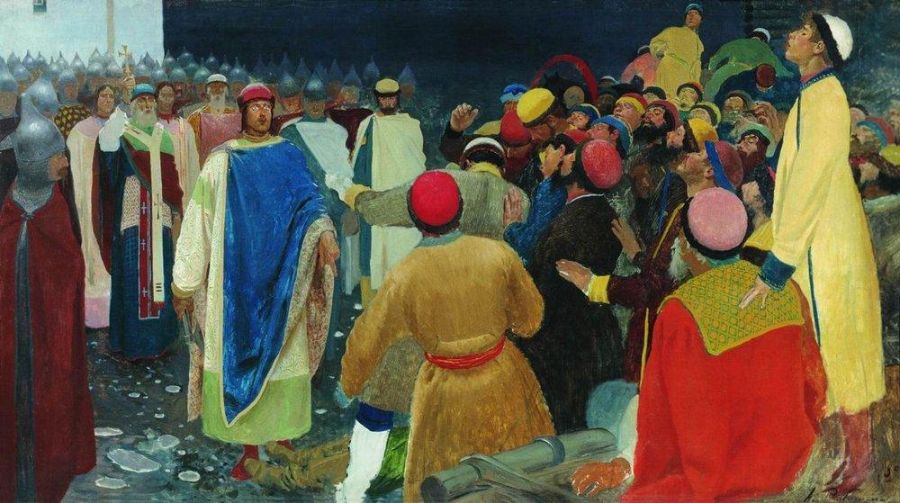 Фото крестоносцы