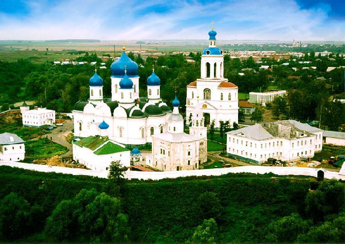 Свято-Боголюбовский женский монастырь. Владимирская обл.