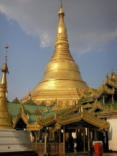 Рангун (Мьянма). Шведагон